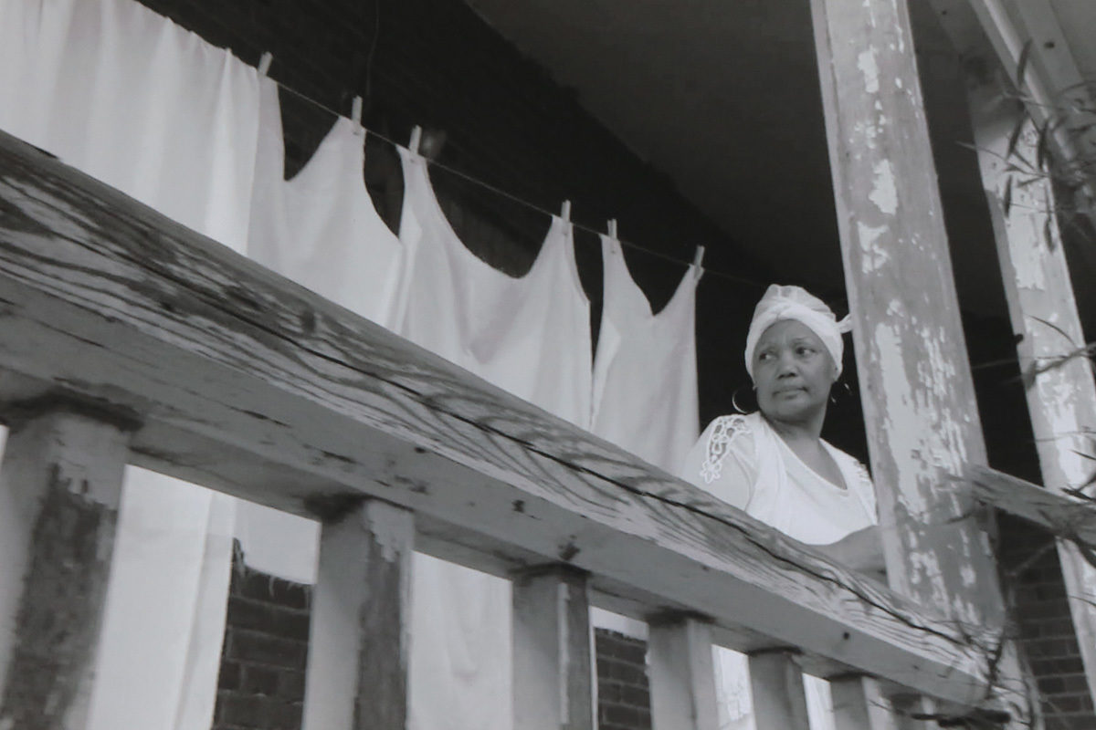 Photograph of Gloria Swain