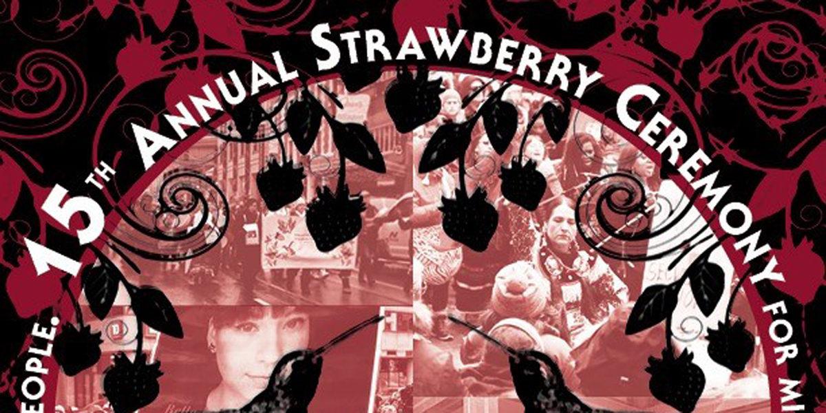 Strawberry Ceremony Website