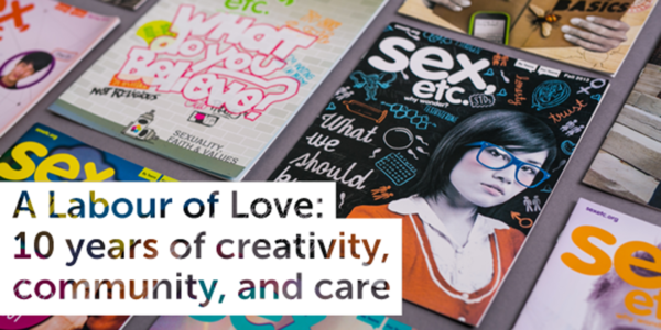 A Labour of Love: 10 years of creativity, community, and care