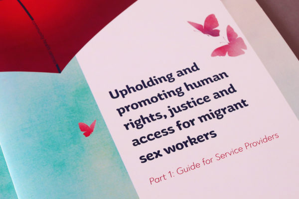 Upholding and promoting human rights, justice, and access for migrant sex workers