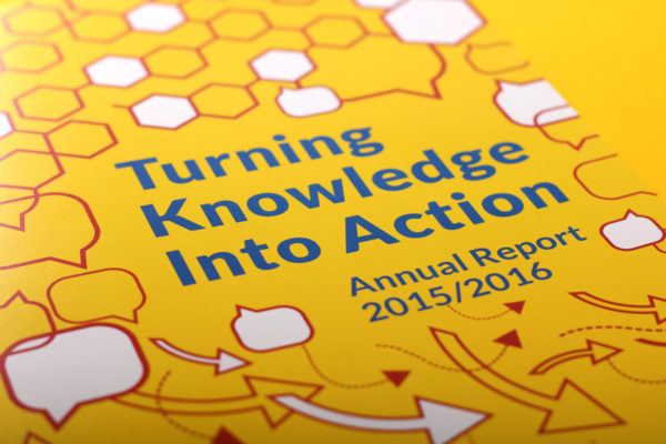 Turning Knowledge into Action: Annual Report