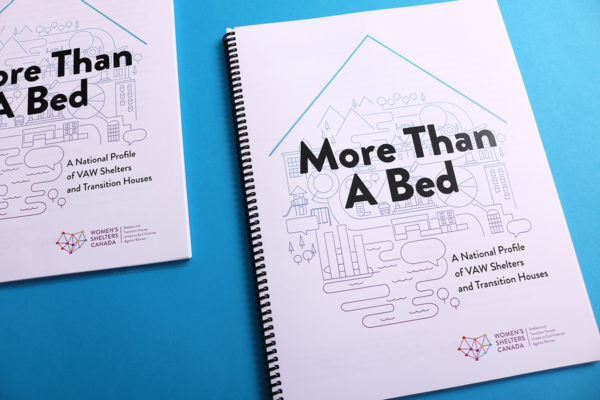 More Than A Bed: A National Profile of VAW Shelters and Transition Houses