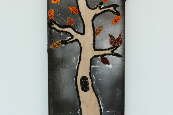 Land is Life Tree of Life Skateboard