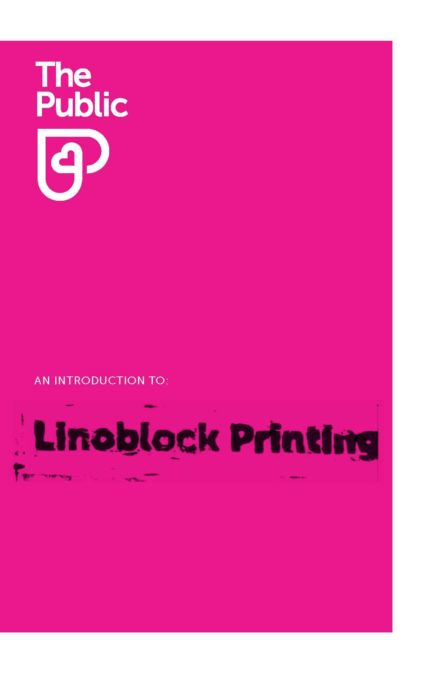 No4 An Introduction to Linoblock Printing